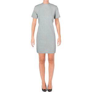 NWT Cheap Monday Mini Denim Dress with Cutout Back